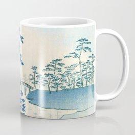 Kobayashi Kiyochika - Sketches of the Famous Sights of Japan - Tagonoura - Digital Remastered Edition Coffee Mug