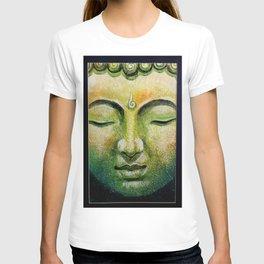Lord Gautama Buddha Face T-shirt