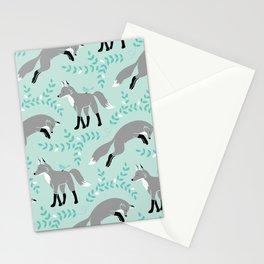 Socks the Fox - Dusk Stationery Cards
