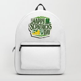 Happy St. Patrick's Day- Ireland Luck Party Backpack
