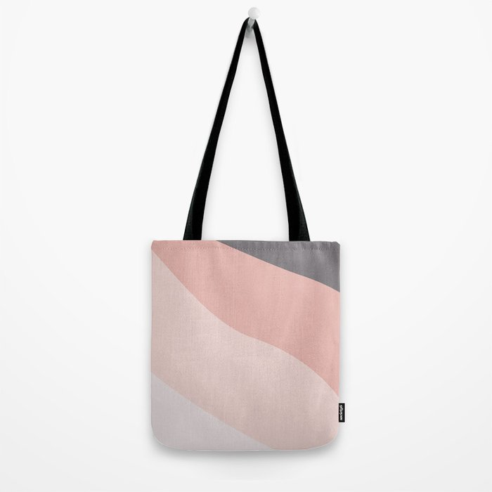 pink tone color palette Tote Bag