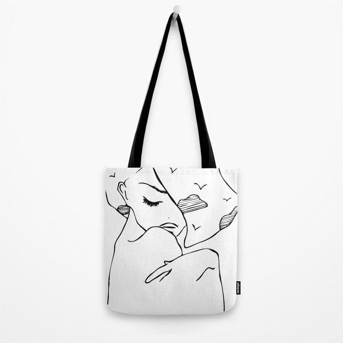 Nubivagant Tote Bag