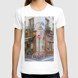 Cute Corners of Paris T-shirt