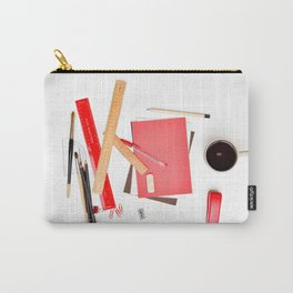 Coffee cup mug desk Carry-All Pouch