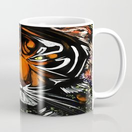Tiger Stare Coffee Mug