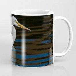 Great_Egret - Nevada Coffee Mug