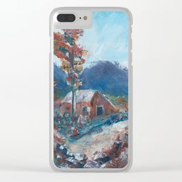 The Homestead Clear iPhone Case