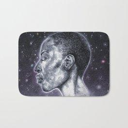 Sleep: Night by Chrissy Curtin Bath Mat