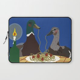 Dinner for two Laptop Sleeve