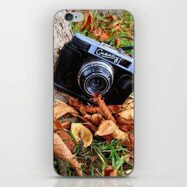 Autumnal Caprice iPhone Skin