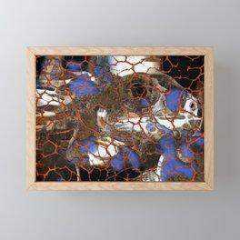 Extincton Framed Mini Art Print
