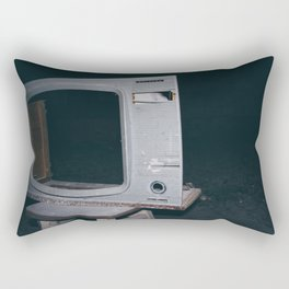 Television Rules The World Rectangular Pillow