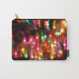 Party Twinkle Lights Carry-All Pouch