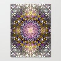 sparkle Canvas Prints featuring Sparkle by Angelo Cerantola