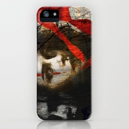 it's all in my head iPhone Case