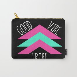 Good Vibe Tribe Carry-All Pouch