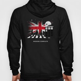 Doctor Who on Abbey Road! Keep Calm and Rock On! Harry Potter Hoody