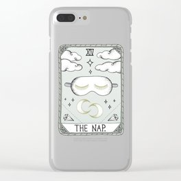 The Nap Clear iPhone Case