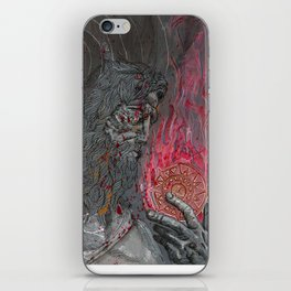 Zeus and Alustrium iPhone Skin