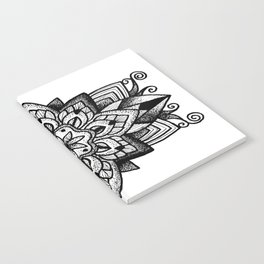 Mandala Curley Notebook