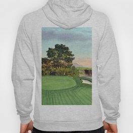 Pebble Beach Golf Course 5th Hole Hoody