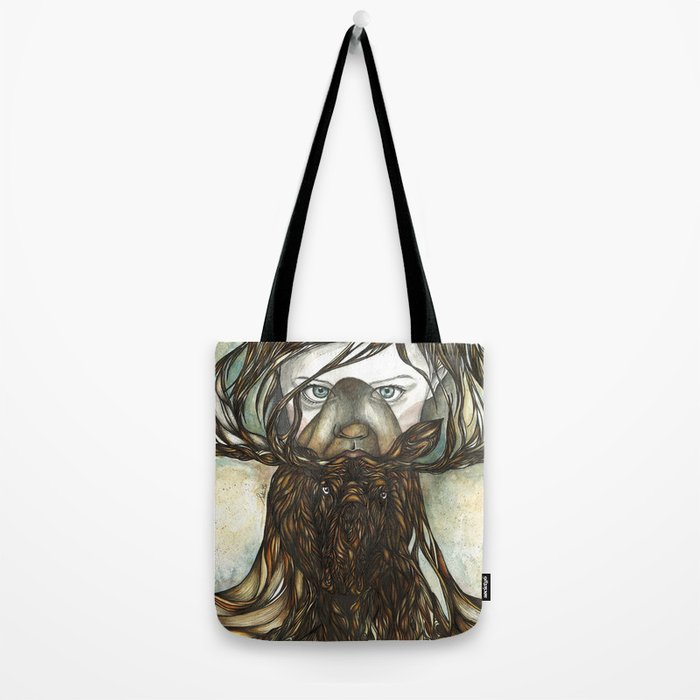 Roots II Tote Bag