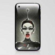 Meow III iPhone & iPod Skin