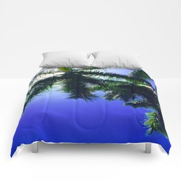 Palm Trees&Warm Air Comforters