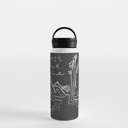This Must Be the Place Water Bottle