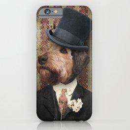 Sir Winston iPhone Case