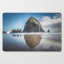 Haystack Rock Cutting Board