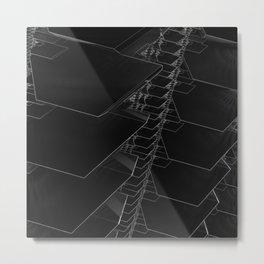 Grinding Teeth (IFS) Metal Print