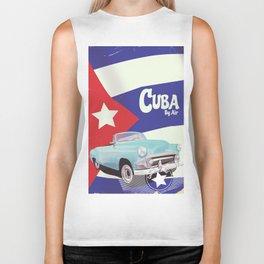Cuba by Air Biker Tank