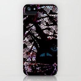 Test Print Series 002 iPhone Case