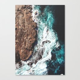 Long Reef Canvas Print