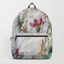 Blueprint Garden Backpack