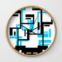 8-BIT JOYSTICK (BLUE AND BLACK) by andrewstockwell
