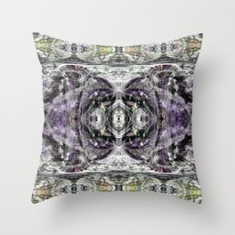 Higher State Achieved Throw Pillow