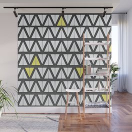 Paper Airplane Wall Mural