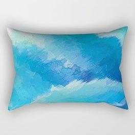 Fluctuation Rectangular Pillow