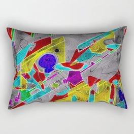shaping-Up Rectangular Pillow