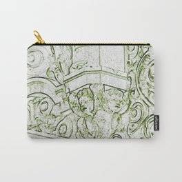 Green Angel Boys Carry-All Pouch