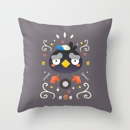Animal Crossing: Giovanni Throw Pillow