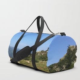 View on the summits Duffle Bag