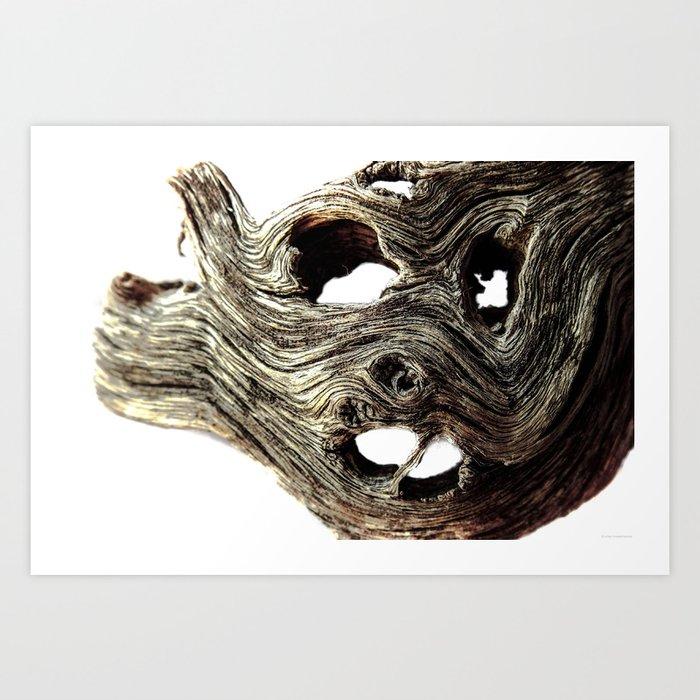 """Nature's Beast"" Art Print"