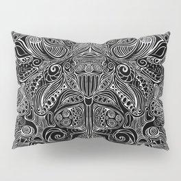 Subconscious Garden - Reverse Pillow Sham