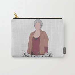 Fight Like Carol Carry-All Pouch