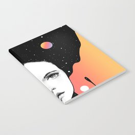 If You Were My Universe Notebook