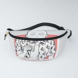 One Punch Man Fanny Pack