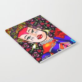 Merie Anttoniete Notebook